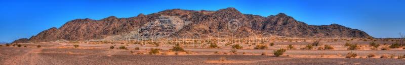 βουνό ορυχείων που ερημώ&nu στοκ εικόνες με δικαίωμα ελεύθερης χρήσης