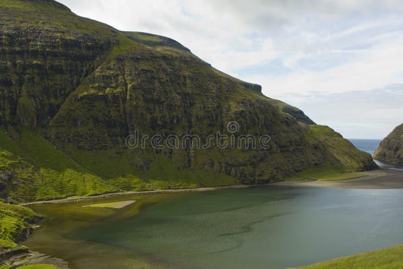 βουνό παραλιών στοκ φωτογραφίες