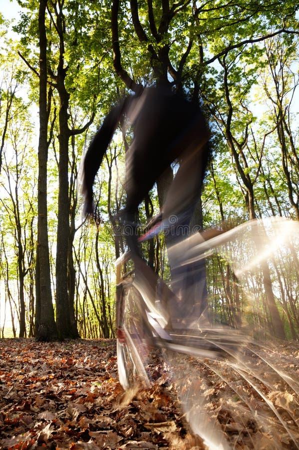 βουνό ποδηλάτων στοκ φωτογραφίες