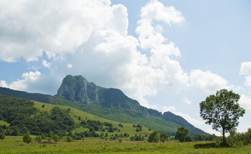 βουνό τοπίων δύσκολο στοκ εικόνες με δικαίωμα ελεύθερης χρήσης