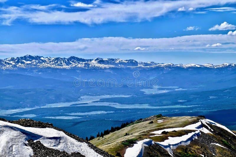 βουνό τοπίων του Κολοράν&t στοκ εικόνα με δικαίωμα ελεύθερης χρήσης