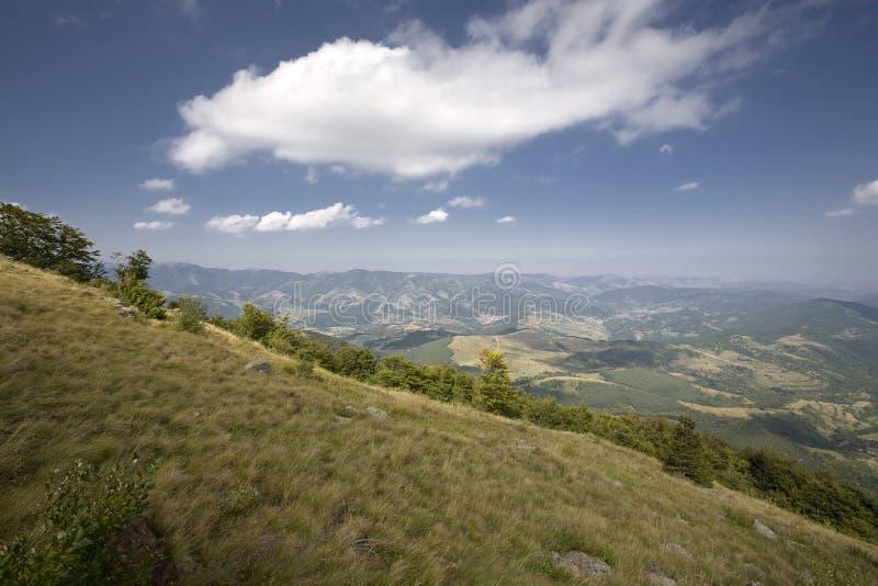 βουνό τοπίων στοκ εικόνα