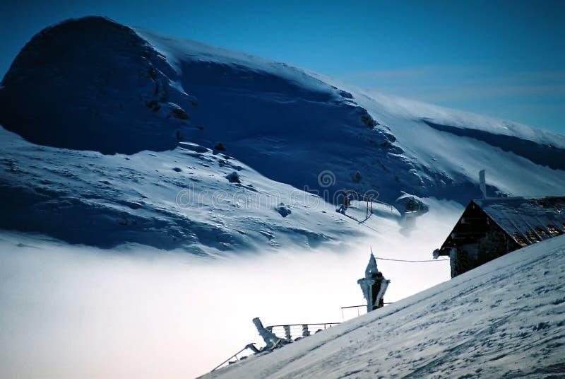 βουνό τοπίων στοκ φωτογραφία με δικαίωμα ελεύθερης χρήσης