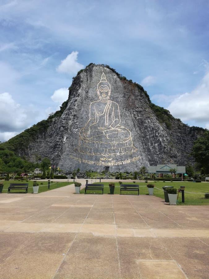 Βουνό του Βούδα στοκ εικόνα με δικαίωμα ελεύθερης χρήσης