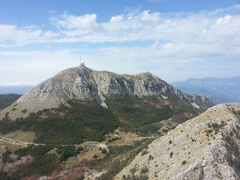 Βουνό στοκ φωτογραφία