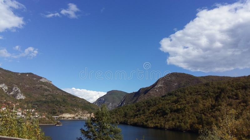 Βουνό στοκ φωτογραφίες