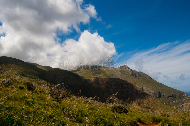 Βουνό στοκ φωτογραφία με δικαίωμα ελεύθερης χρήσης