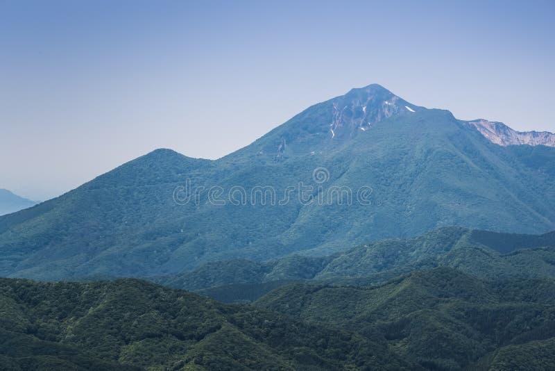 Βουνό Bandai στοκ φωτογραφία με δικαίωμα ελεύθερης χρήσης