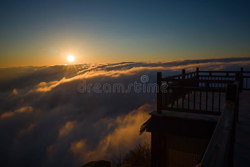 Βουνό Dalao στοκ φωτογραφία με δικαίωμα ελεύθερης χρήσης