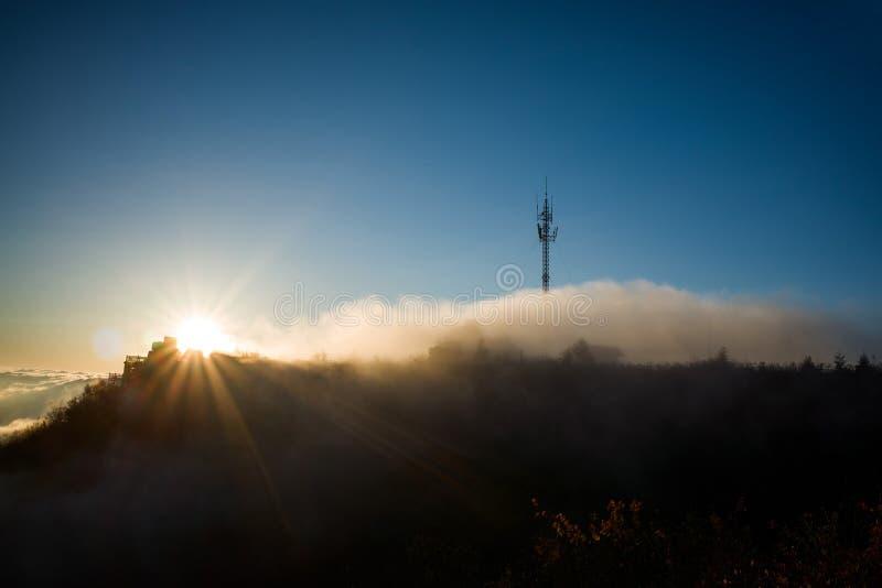 Βουνό Dalao στοκ εικόνες