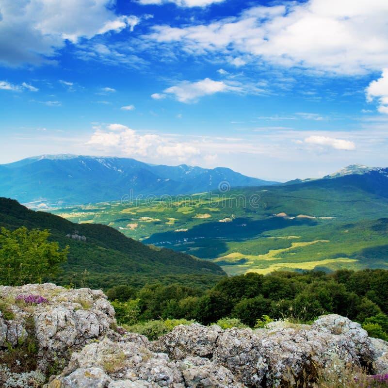 βουνό demerdji στοκ εικόνες με δικαίωμα ελεύθερης χρήσης