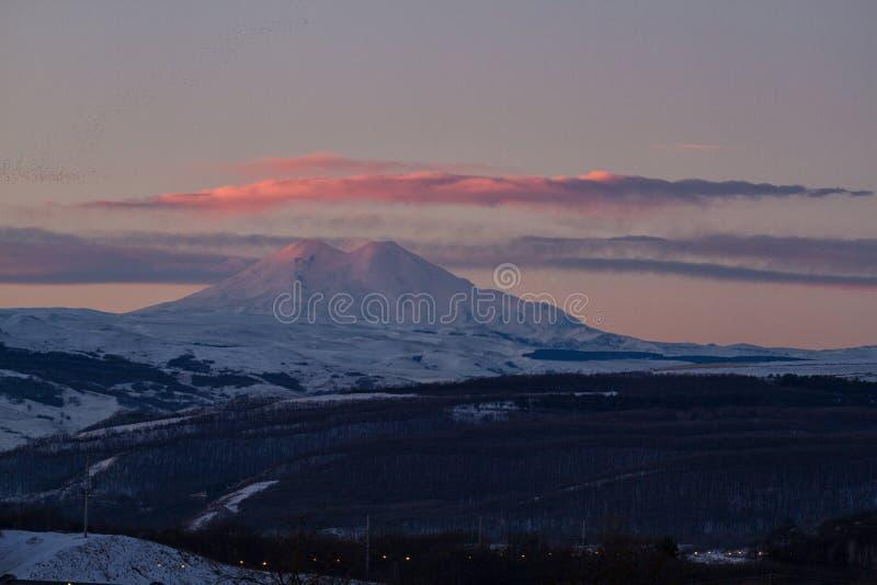 Βουνό Elbrus στοκ φωτογραφίες με δικαίωμα ελεύθερης χρήσης