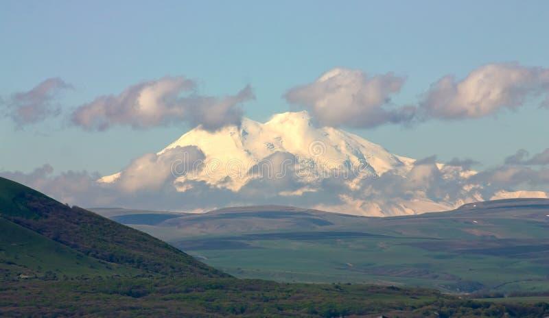 βουνό elbrus στοκ φωτογραφία με δικαίωμα ελεύθερης χρήσης