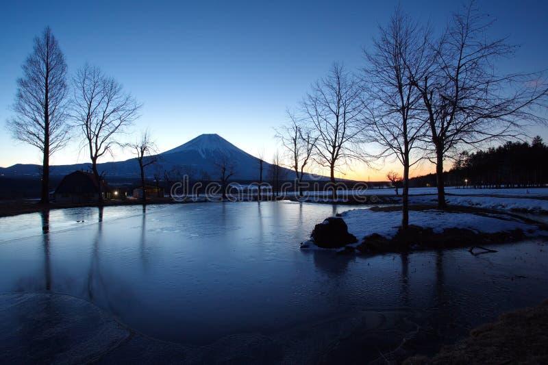 βουνό fuji στοκ φωτογραφίες με δικαίωμα ελεύθερης χρήσης