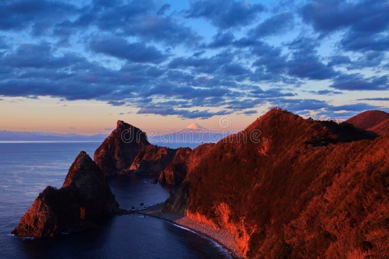 βουνό fuji στοκ εικόνες