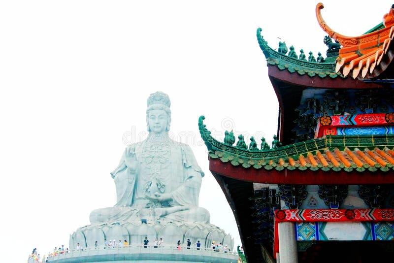 Βουνό Guanyin Dongguan στοκ φωτογραφία