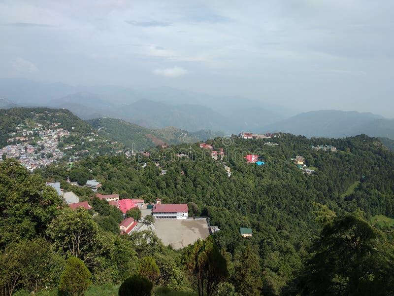 Βουνό Nainital στοκ εικόνες