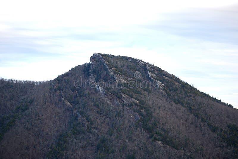 Βουνό NC Hawksbilll στοκ εικόνα
