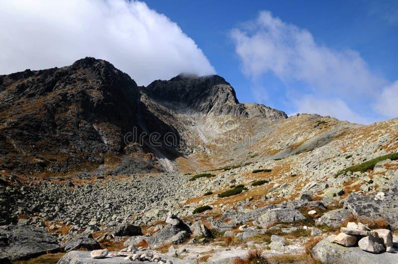 βουνό slovac στοκ εικόνα με δικαίωμα ελεύθερης χρήσης