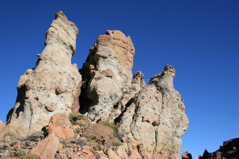 βουνό tenerife στοκ φωτογραφίες