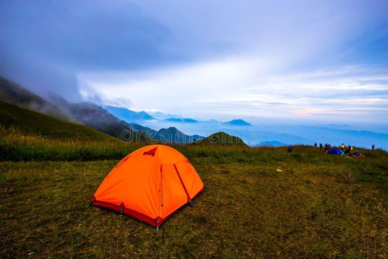 Βουνό Wugong στοκ εικόνες με δικαίωμα ελεύθερης χρήσης