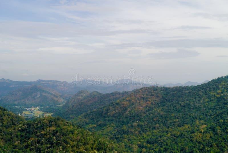 Βουνό Yai Khao στοκ φωτογραφίες με δικαίωμα ελεύθερης χρήσης