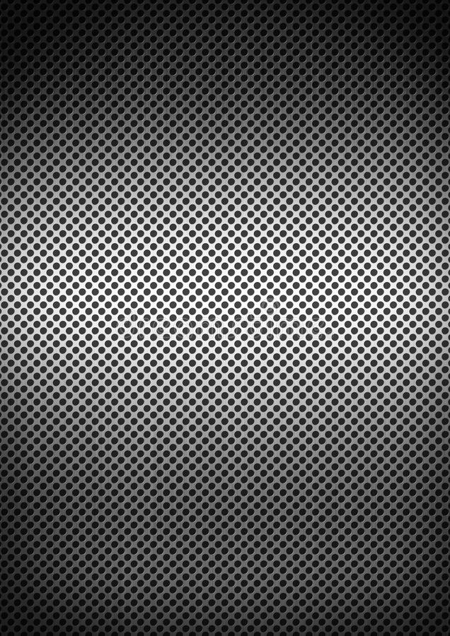 Βουρτσισμένη ασήμι σύσταση υποβάθρου πλέγματος μετάλλων στοκ εικόνα με δικαίωμα ελεύθερης χρήσης
