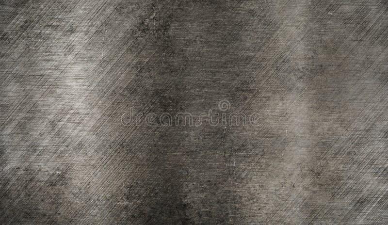 βουρτσισμένη σκουριασμένη σύσταση μετάλλων στοκ φωτογραφίες