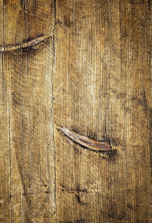 Βουρτσισμένος φθαρμένος ξύλινος πίνακας στοκ φωτογραφία με δικαίωμα ελεύθερης χρήσης