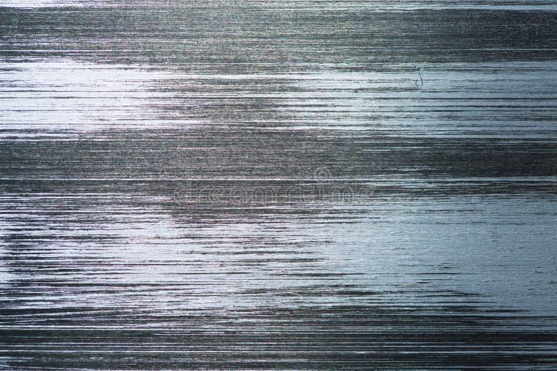 Βουρτσισμένο μέταλλο στοκ εικόνες