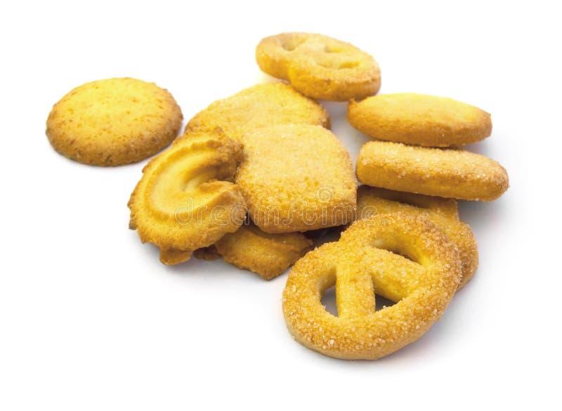 βουτύρου μπισκότα στοκ εικόνες με δικαίωμα ελεύθερης χρήσης