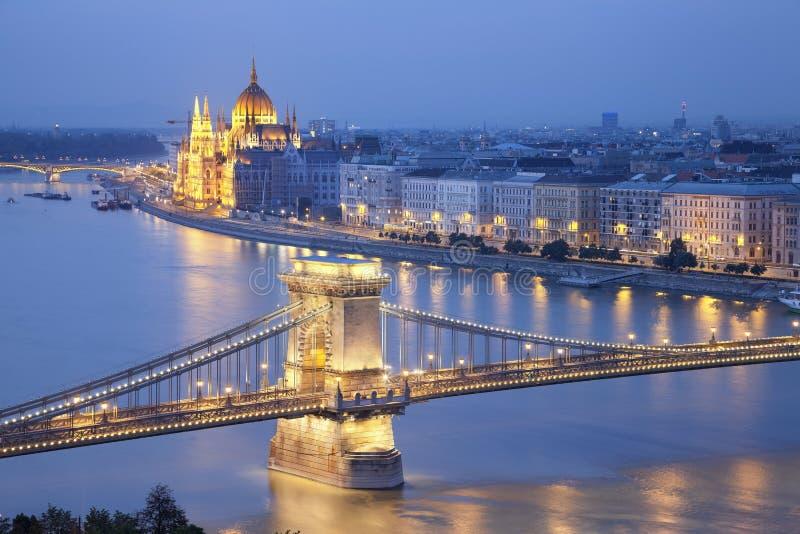 Βουδαπέστη. στοκ εικόνα
