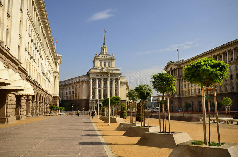 Βουλγαρία, Sofia στοκ φωτογραφία