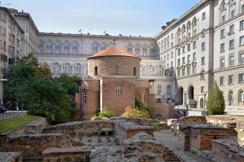 Βουλγαρία, Sofia στοκ φωτογραφίες