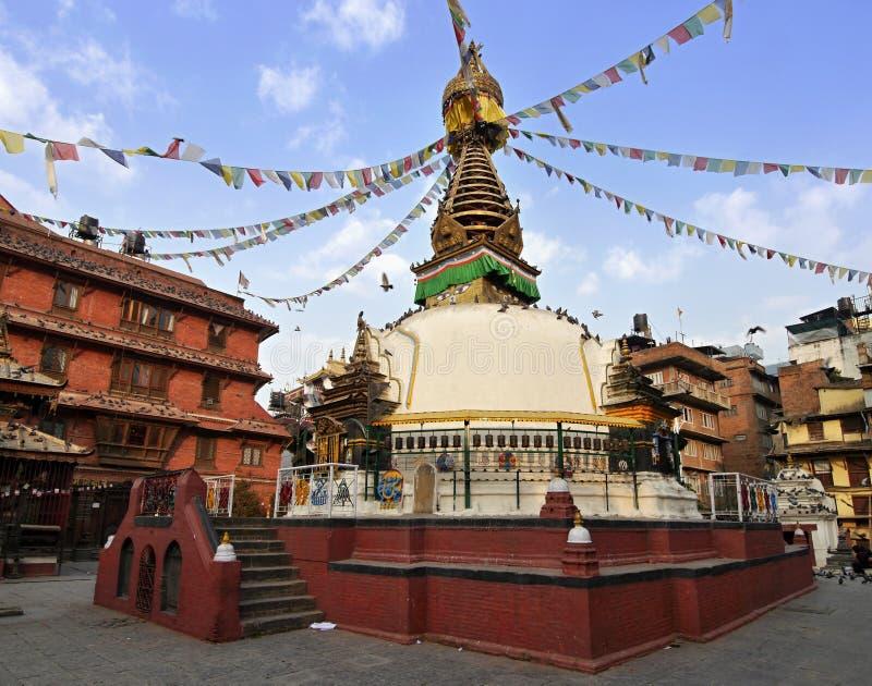 βουδιστικά stupas στοκ εικόνες