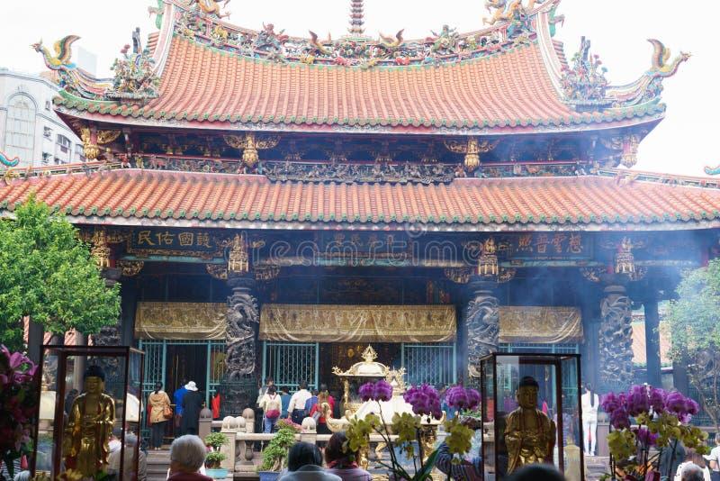 βουδιστικός ναός της Ταϊ&beta στοκ εικόνα