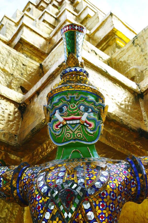 βουδιστικός ναός φυλάκω στοκ φωτογραφία