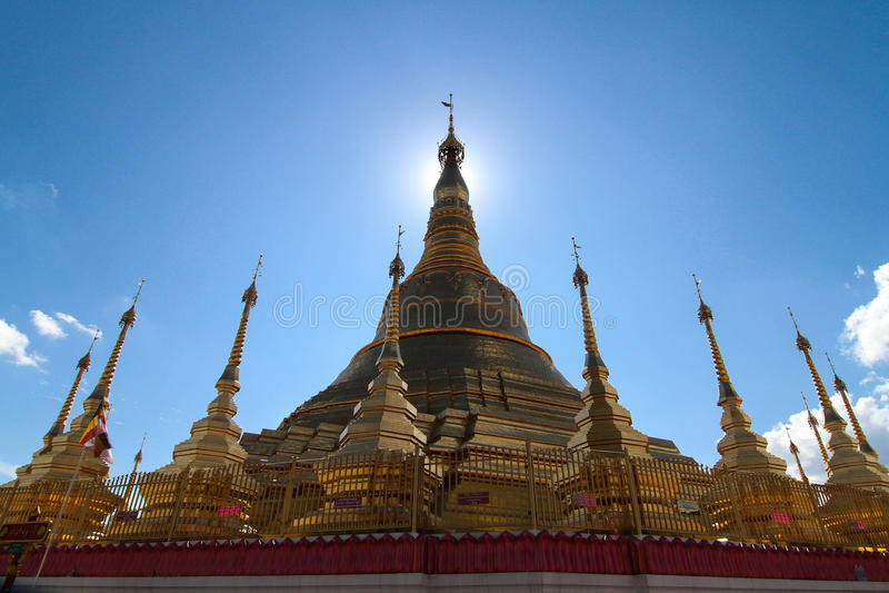 βουδιστικός ναός στοκ φωτογραφία