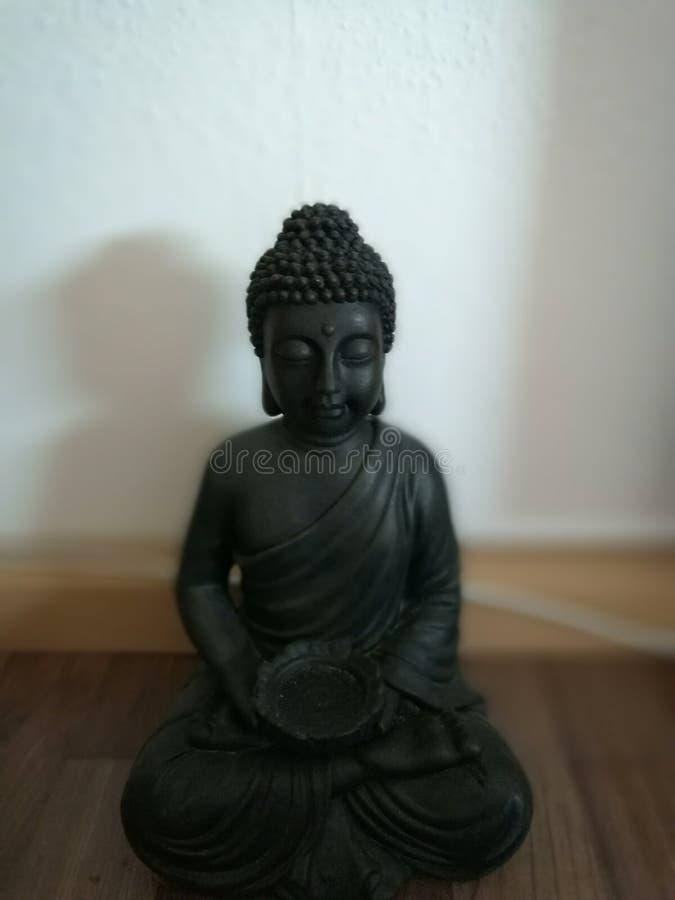 βουδιστικό άγαλμα στοκ εικόνα