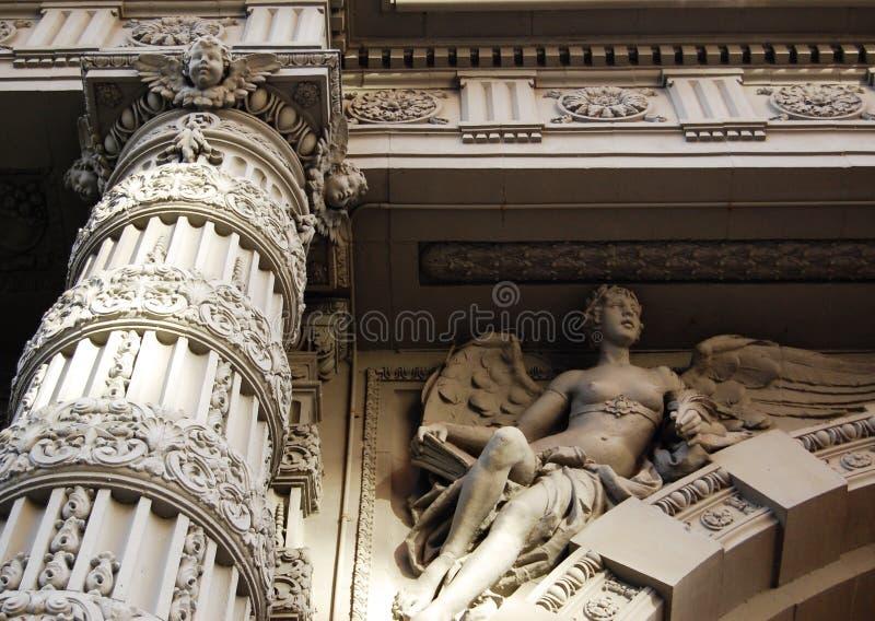 βούβαλοι αρχιτεκτονική& στοκ φωτογραφία με δικαίωμα ελεύθερης χρήσης
