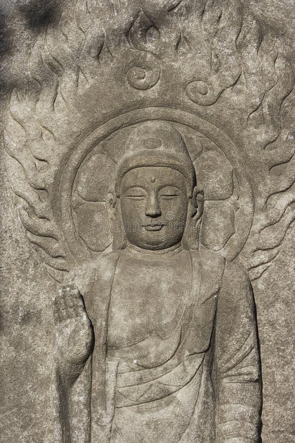 Βούδας ειρηνικός στοκ εικόνες με δικαίωμα ελεύθερης χρήσης