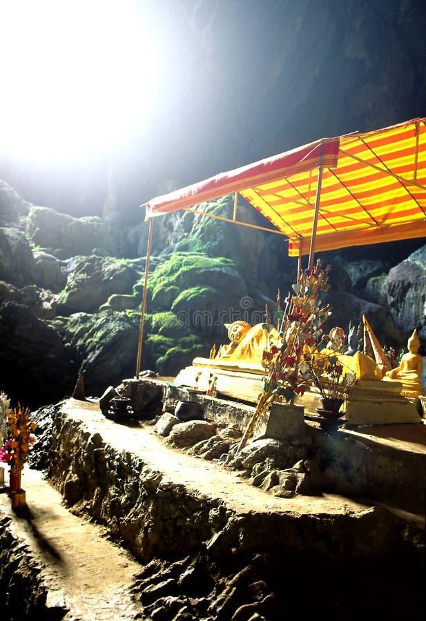 Βούδας Λάος στοκ εικόνες