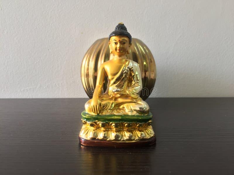 Βούδας, το σύμβολο της ειρήνης στοκ φωτογραφία