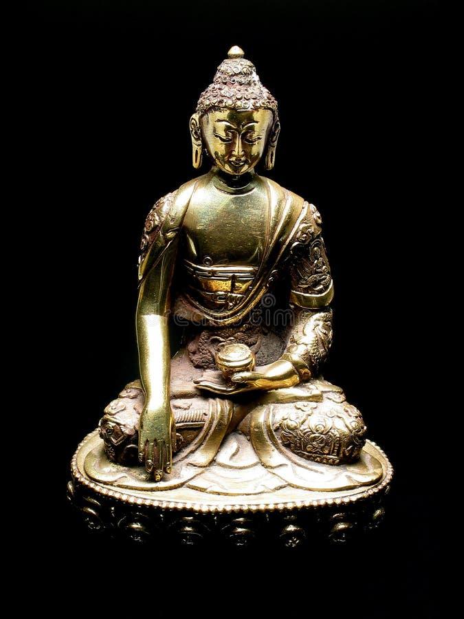 Βούδας χρυσός στοκ φωτογραφίες με δικαίωμα ελεύθερης χρήσης