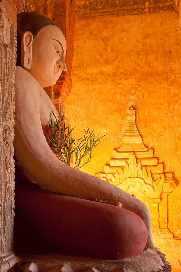 Βούδας, Myanmar. στοκ εικόνες