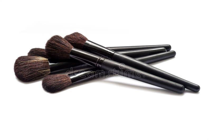 Βούρτσα Makeup που απομονώνεται στοκ εικόνα με δικαίωμα ελεύθερης χρήσης