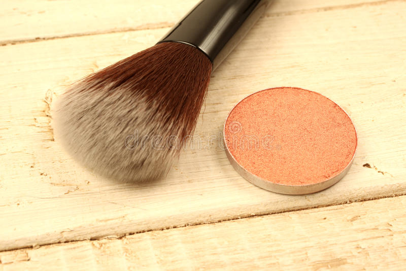 Βούρτσες Makeup στοκ εικόνες