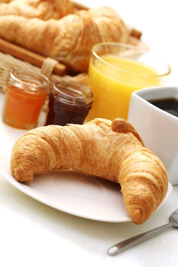 βούτυρο croissant στοκ εικόνες με δικαίωμα ελεύθερης χρήσης