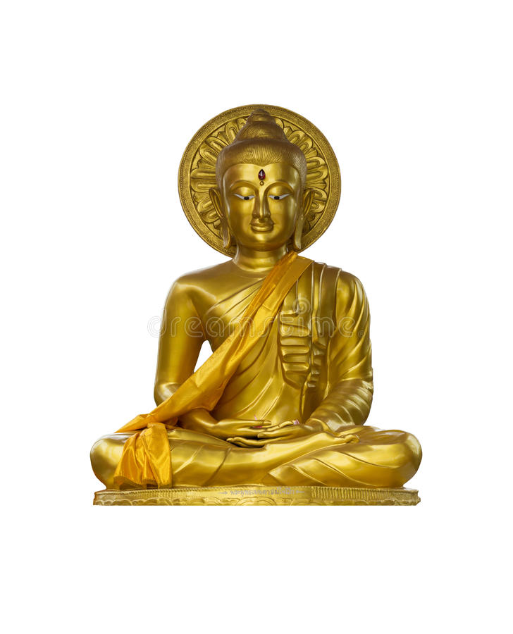 Download Βούδας χρυσός στοκ εικόνα. εικόνα από συγκέντρωση, ιστορία - 62715849