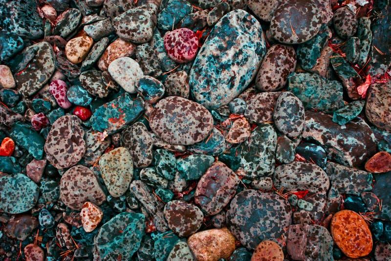 βράχοι ποταμών στοκ φωτογραφία
